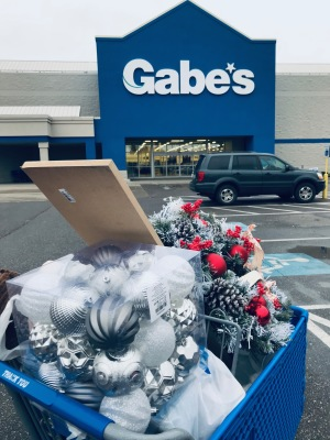 Affordable Holiday Home Decor from Gabes